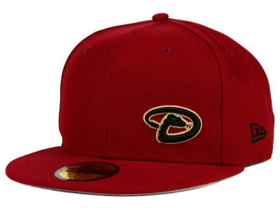 Arizona Diamondbacks New Era MLB Smalls 59FIFTY Cap