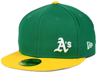 Oakland Athletics New Era MLB Smalls 59FIFTY Cap