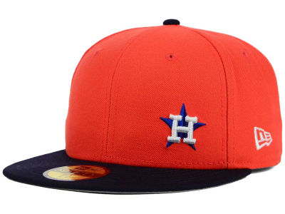 Houston Astros New Era MLB Smalls 59FIFTY Cap