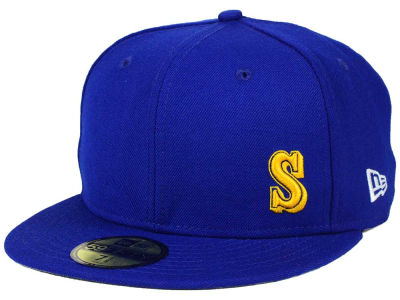 Seattle Mariners New Era MLB Smalls 59FIFTY Cap