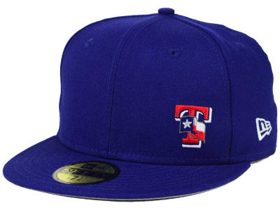Texas Rangers New Era MLB Smalls 59FIFTY Cap