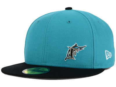 Florida Marlins New Era MLB Smalls 59FIFTY Cap