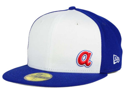 Atlanta Braves New Era MLB Smalls 59FIFTY Cap