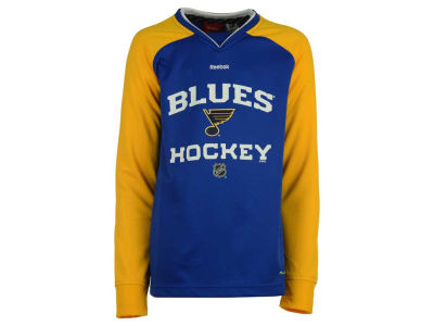 St. Louis Blues NHL Youth Covert Long Sleeve T-Shirt