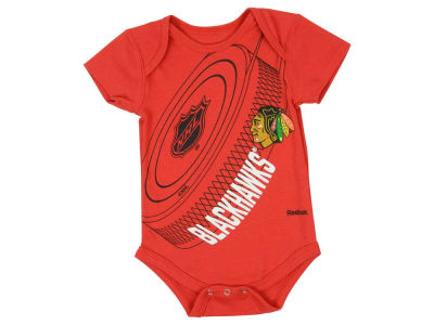 Chicago Blackhawks adidas NHL Infant Fan-Atic Creeper