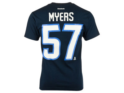 Winnipeg Jets Tyler Myers Reebok NHL CN Player T-Shirt
