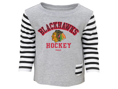 Chicago Blackhawks NHL Toddler Little Big Girl Pant Set