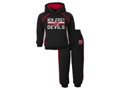 New Jersey Devils NHL Infant Classic Fan Fleece Set