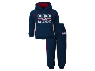 Colorado Avalanche NHL Toddler Classic Fan Fleece Set