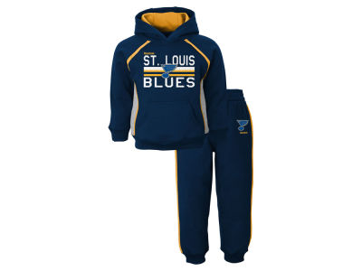 St. Louis Blues NHL Toddler Classic Fan Fleece Set
