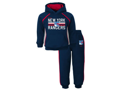 New York Rangers NHL Toddler Classic Fan Fleece Set