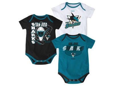NHL Newborn 3 Part Spread Creeper Set