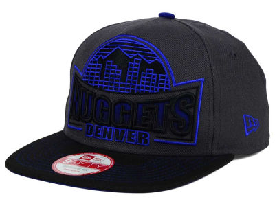 Denver Nuggets New Era NBA HWC Grader 9FIFTY Snapback Cap
