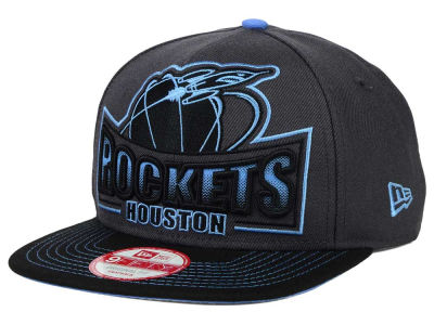 Houston Rockets New Era NBA HWC Grader 9FIFTY Snapback Cap