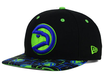 Atlanta Hawks New Era NBA HWC Tag It 9FIFTY Snapback Cap