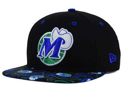 Dallas Mavericks New Era NBA HWC Tag It 9FIFTY Snapback Cap