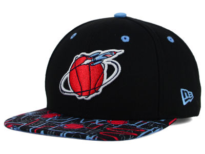 Houston Rockets New Era NBA HWC Tag It 9FIFTY Snapback Cap