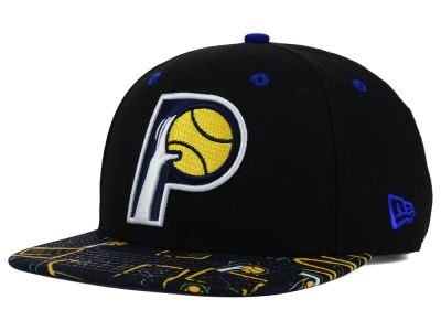 Indiana Pacers New Era NBA HWC Tag It 9FIFTY Snapback Cap
