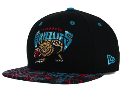 Vancouver Grizzlies New Era NBA HWC Tag It 9FIFTY Snapback Cap