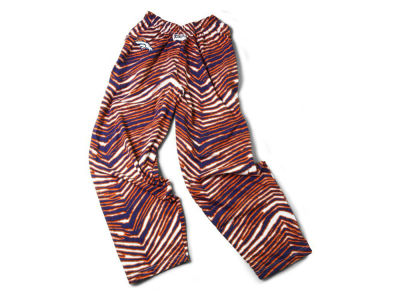 Denver Broncos NFL Men's Original Team Zubaz Pants