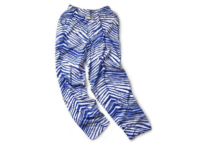 Indianapolis Colts NFL Men's Original Team Zubaz Pants