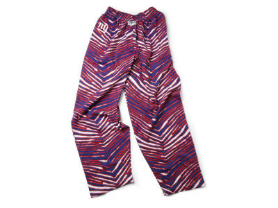 New York Giants NFL Men's Original Team Zubaz Pants