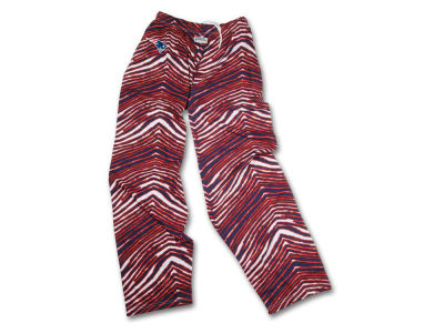 New England Patriots NFL Men's Original Team Zubaz Pants