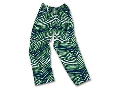 Seattle Seahawks NFL Men's Original Team Zubaz Pants