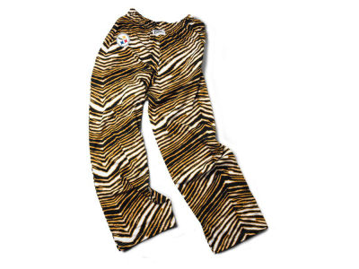 Pittsburgh Steelers NFL Men's Original Team Zubaz Pants