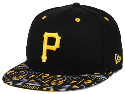 Pittsburgh Pirates New Era MLB Geo 59FIFTY Cap