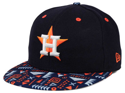 Houston Astros New Era MLB Geo 59FIFTY Cap