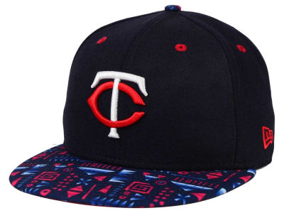 Minnesota Twins New Era MLB Geo 59FIFTY Cap