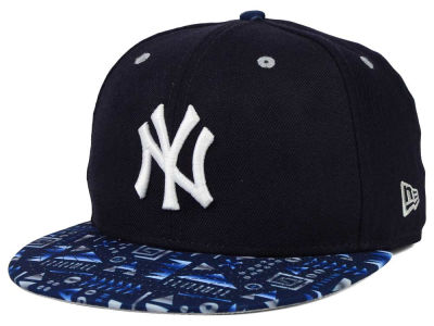 New York Yankees New Era MLB Geo 59FIFTY Cap