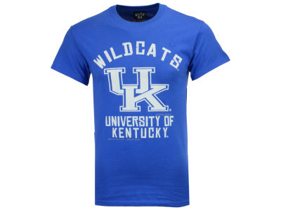 Kentucky Wildcats Blue 84 NCAA Men's Mill Dyed T-Shirt