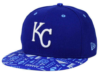 Kansas City Royals New Era MLB Geo 59FIFTY Cap