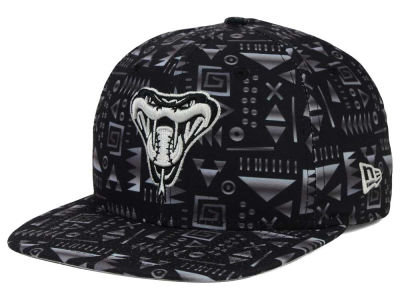 Arizona Diamondbacks New Era MLB Geo 9FIFTY Snapback Cap