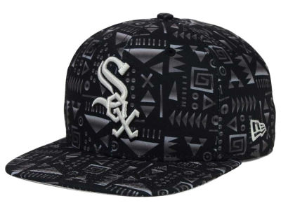 Chicago White Sox New Era MLB Geo 9FIFTY Snapback Cap