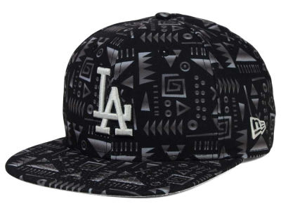 Los Angeles Dodgers New Era MLB Geo 9FIFTY Snapback Cap