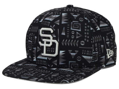 San Diego Padres New Era MLB Geo 9FIFTY Snapback Cap