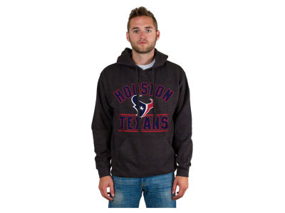Houston Texans NFL Men's Wordmark Bar Hoodie