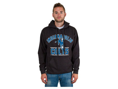 Indianapolis Colts NFL Men's Wordmark Bar Hoodie