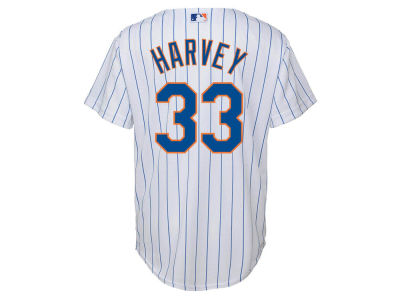 New York Mets Matt Harvey MLB Youth Player Replica CB Jersey
