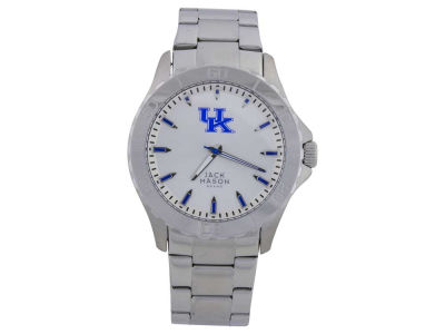Kentucky Wildcats Jack Mason Silver Sport Watch