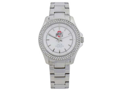 Ohio State Buckeyes Glitz Sport Ladies Watch
