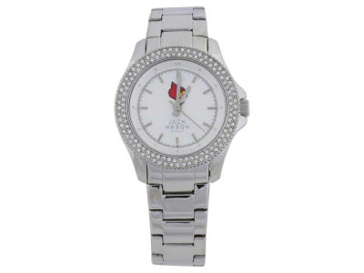 Louisville Cardinals Jack Mason Glitz Sport Ladies Watch