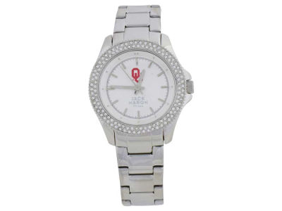Oklahoma Sooners Jack Mason Glitz Sport Ladies Watch