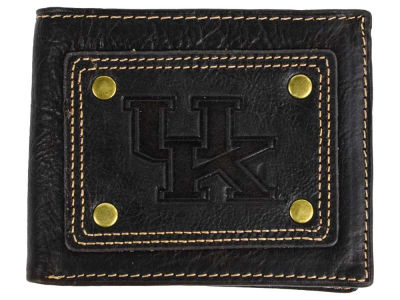 Kentucky Wildcats Gridiron Slim Bifold Wallet