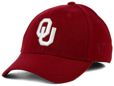 Oklahoma Sooners Top of the World NCAA Memory Fit PC Cap