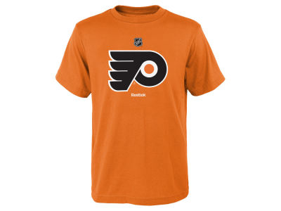 Philadelphia Flyers NHL Youth Primary Logo T-Shirt