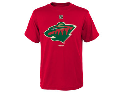 Minnesota Wild NHL Youth Primary Logo T-Shirt